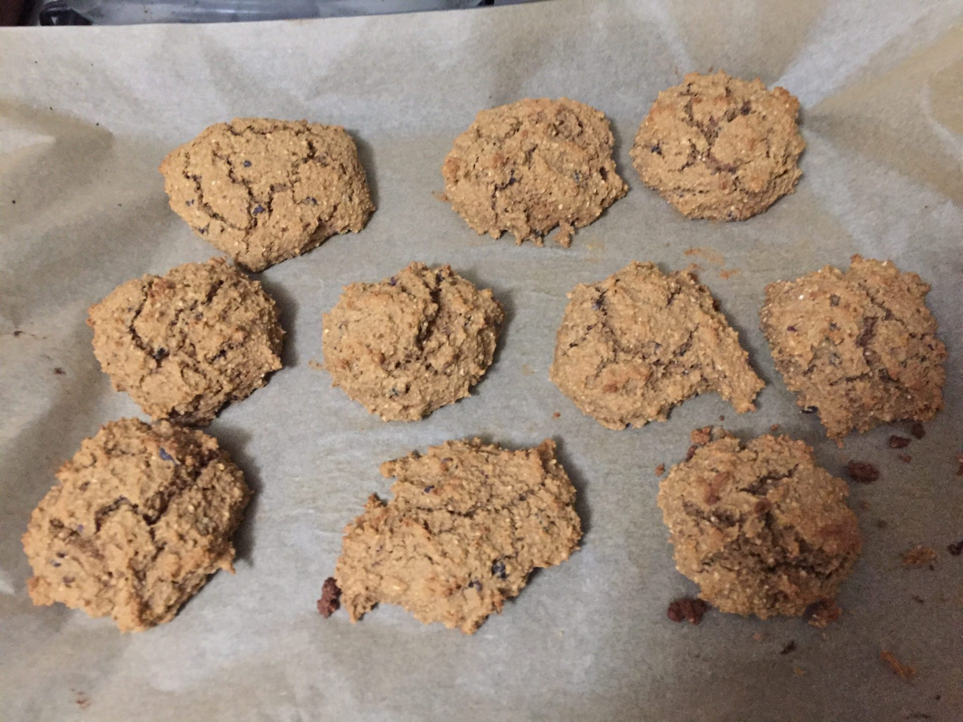 Super Healthy protein cookies Featured Image