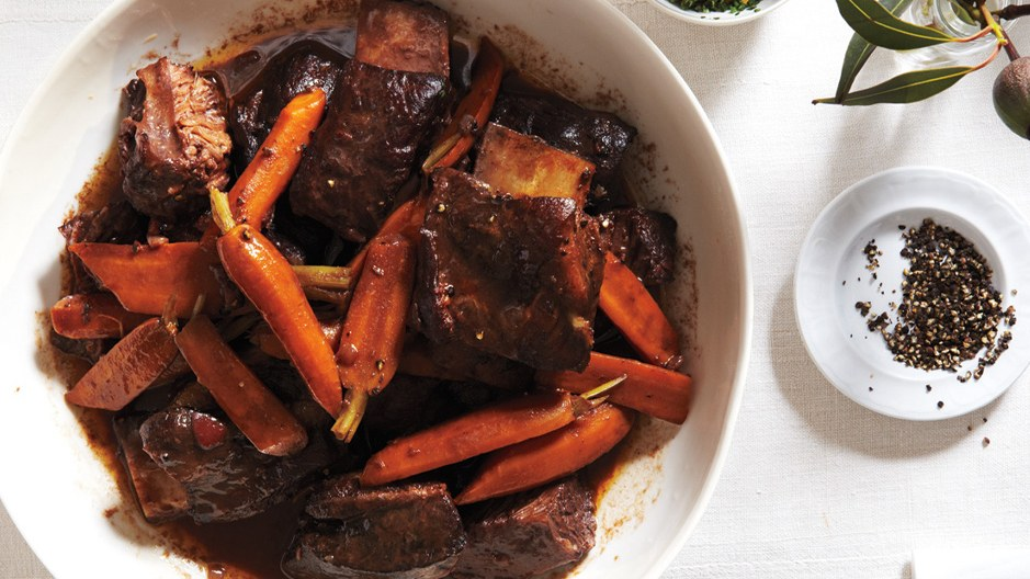 Autumn recipe: balsamic brazed short ribs Featured Image
