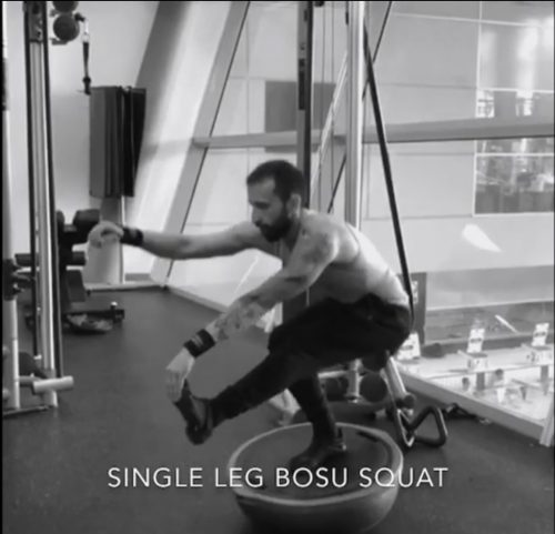 How to perform a single leg squat Featured Image
