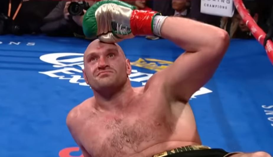 What can we learn from Tyson Fury's unstoppable comeback? Featured Image