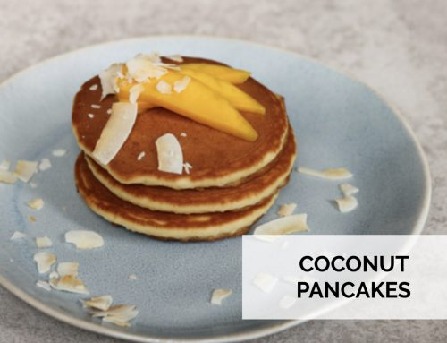 RHHP coconut pancakes Featured Image